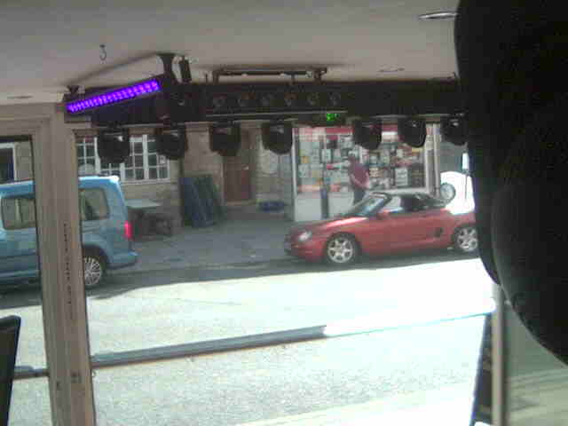 Snack Bar Swanage Webcam Image